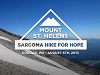Mt. St. Helen's Hike Logo