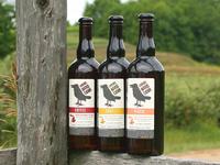 Crows Hard Cider Bottles