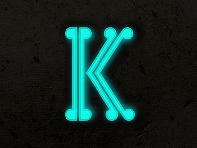 K dribbble