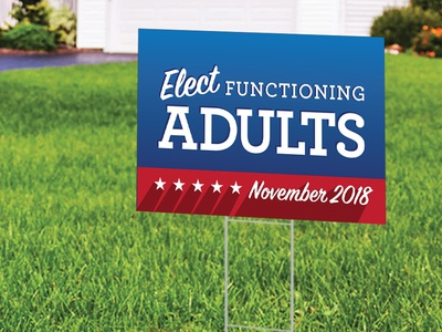 Elect Functioning Adults - November 2018