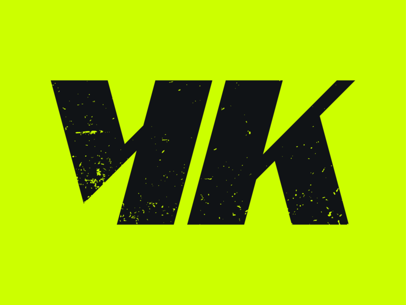 4000 FOLLOWER 🎉🥂 strong 4 follower design lettermark typography symbol icon mark branding logo minimal 4000 4k