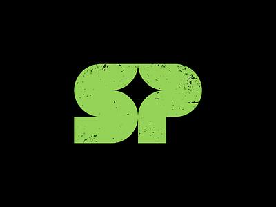Sam Pilgrim v.02 downhill freeride mtb lettermark monogram golden ratio typography symbol icon mark branding logo minimal