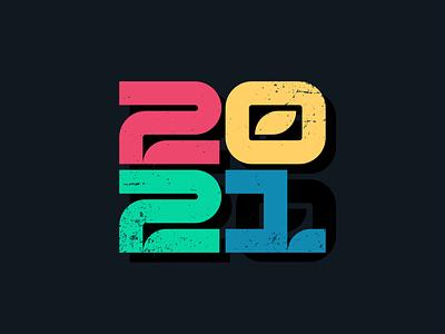 Happy New Year sportswear startup technology downhill ebike ride mountainbike mtb biking bike branding minimal colorful color sports numbers logo typography happy new year 2021