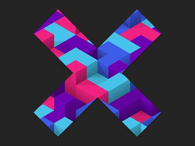 XLUB 1 - 30 design minimal art collection xlub x color vector digital art nfts nft