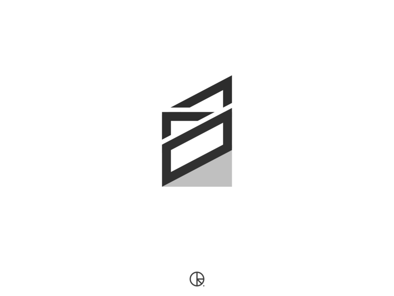 S symbol icon brandmark logomark mark typography logo design golden ratio branding minimal