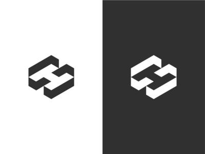 HS Lettermark