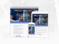 Cory Watson Attorneys Site Build