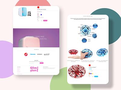 Website Design and Inspo motion graphics 3d animation vector ui logo illustration icon graphic design design branding 3d art 2d