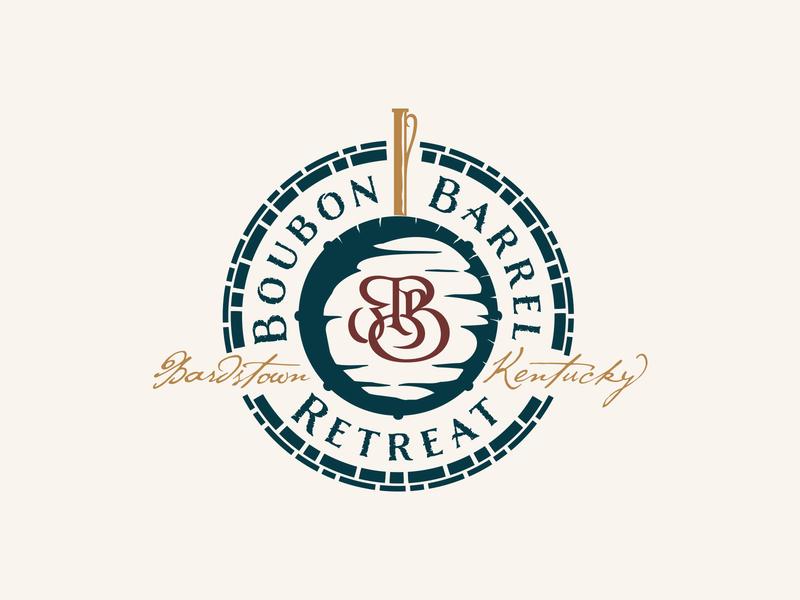 Bourbon Barrel Retreat Logo