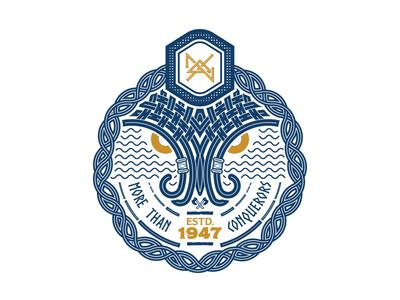 Viking Badge
