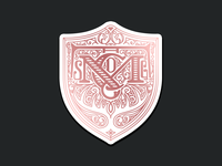 Family Crest sticker