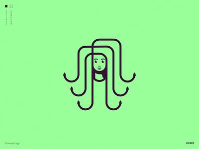 MEDUSA LOGO CONCEPT logo tasarımı logo design logo concept turkey tasarım istanbul freelance designer design branding concept logo medusa