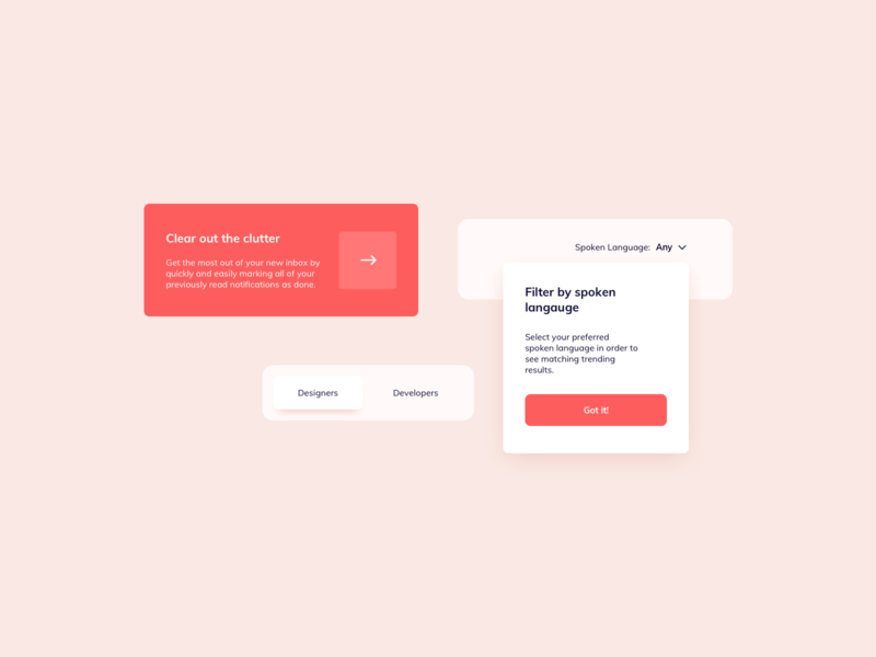 Components UI Design ui design daily ildiesign cards ui card design ui  ux dropdown card ui design ui components