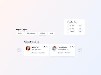 UI Components Design ui design ux ui ui component ui kit design ui kit checkbox cards ui ui components design cards design tags design tags ui components cards