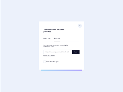Pop Up UI Design ux design ui design ux ui share pop up share modal share link ui share link share modal ui design modal ui modal pop up ui design pop up design pop up ui pop up