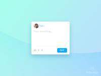 Posting UI Design