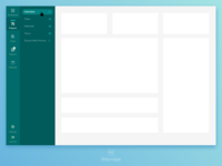 Menu UI Design