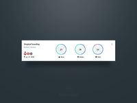 Project Summary UI Design