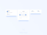 Small UI Kit Concept