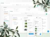 Plant Care App UI Design