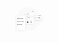 Dropdowns UI Design