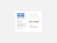 Design System UI Design