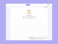 On Boarding UI Design
