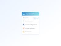 Tool Elements UI Design