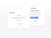 Scrumbs Email UI Design