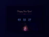 Countdown UI Design
