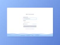 Sign In UI Design