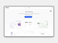ildiesign Portfolio Page UI Design
