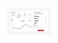 Statistics UI Design