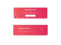 Digital Banner UI Design