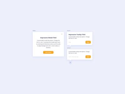 Guide Types UI Design