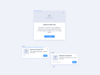 Day 813  boardme light themed guide types ui design