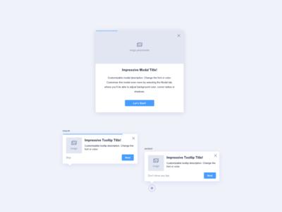 Boardme Light Themed Guide Types UI Design