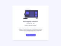 Webinar Card UI Design