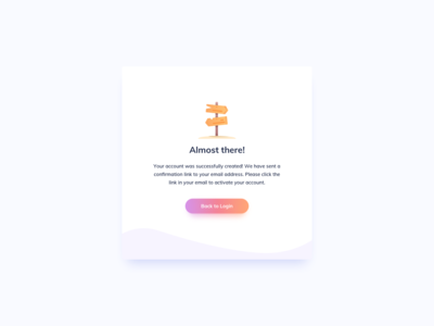 Feedback UI Design