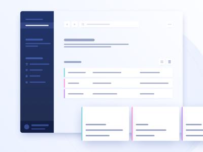 Wireframes UI Design