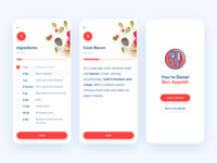 Step-by-Step Mode - Recipe App