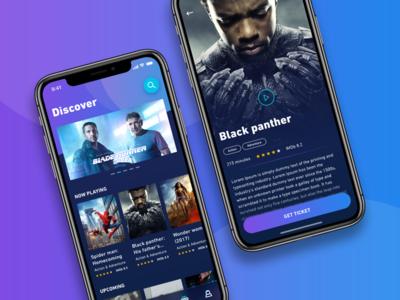 Movie mobile app   Shot 01