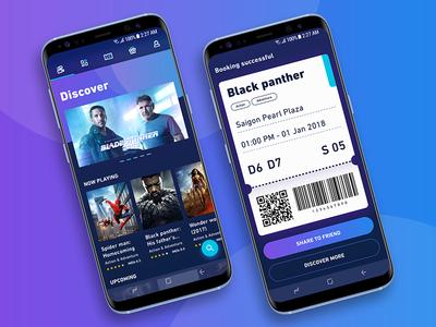 Movie mobile app   Shot 03