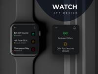 Reward Card (Watch App Design)