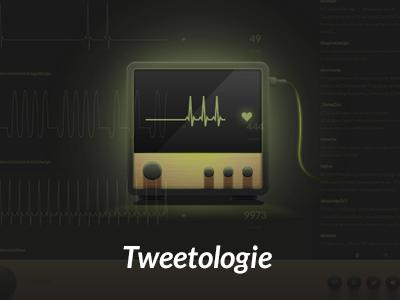 Tweetologie twitter tweetologie dataviz data datavisualisation tfe monitor heart