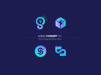 Smart Energy Logo Concept