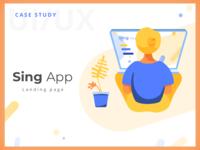 Landing Page Design Case Study