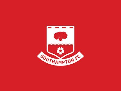 Southampton FC Crest badge crest england premier league soccer football southampton