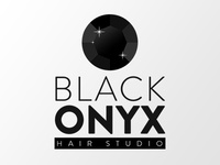 Black Onyx Hair Studio Concept