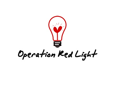Operation Red Light Logo logo